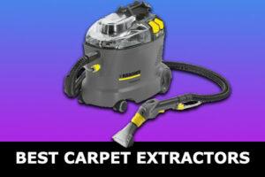best car carpet extractors