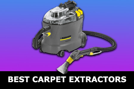 best car carpet extractors