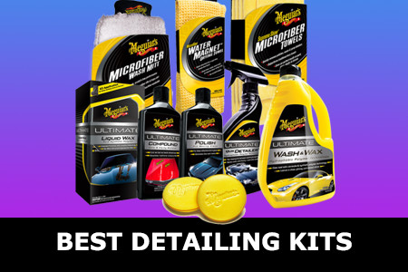 best car detailing kits