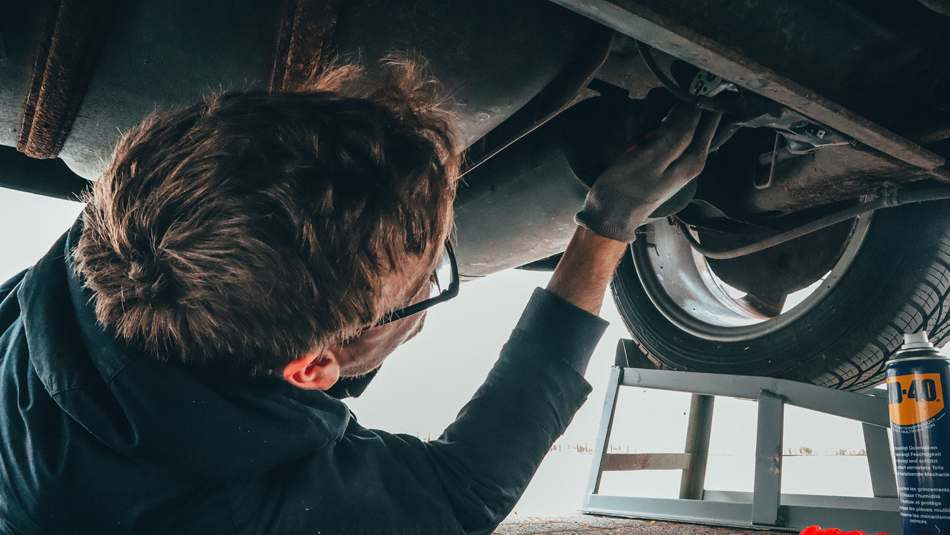 is undercarriage wash safe for your car