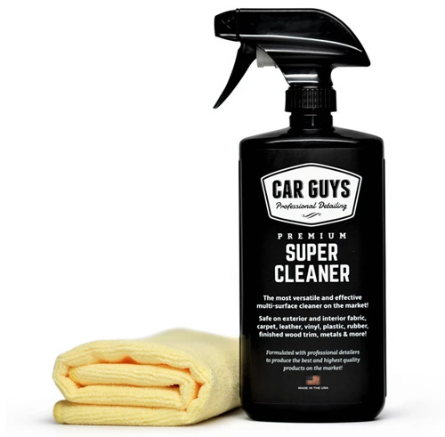 car guys premium super cleaner, best car carpet cleaners