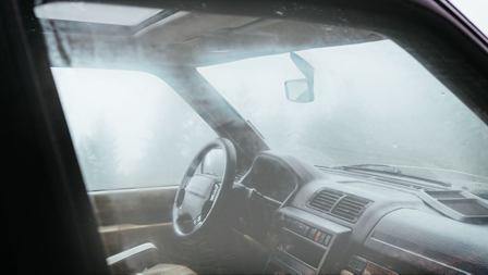 how to prevent car windows from fogging up
