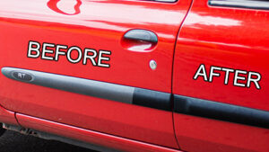 How To Easily Restore Faded Plastic Trim On Your Car