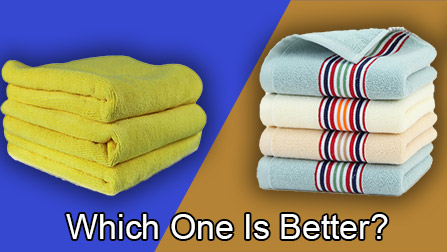 Microfiber vs. Cotton Towels – Which One Is Better For Car Detailing