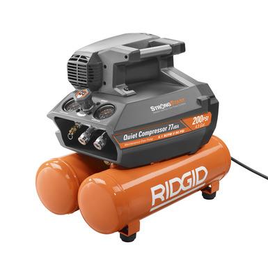 rigid 4.5 gallon portable air compressor, mobile car detailing