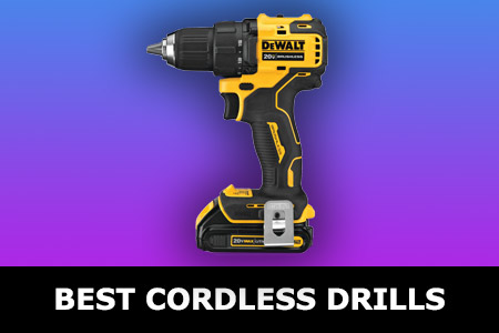 best cordless drills for car detailing