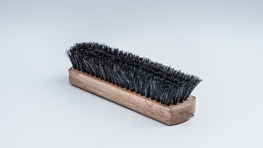 brush for cleaning car leather seats