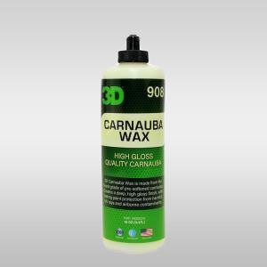 3d carnauba wax, best car waxes, liquid car wax