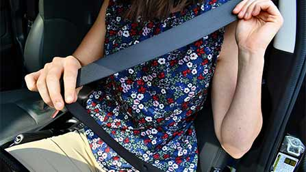 How To Clean Dirty Car Seatbelts Without Destroying Them