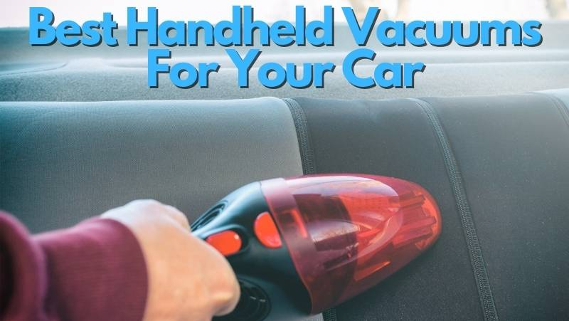 best portable handheld vacuums for car detailing