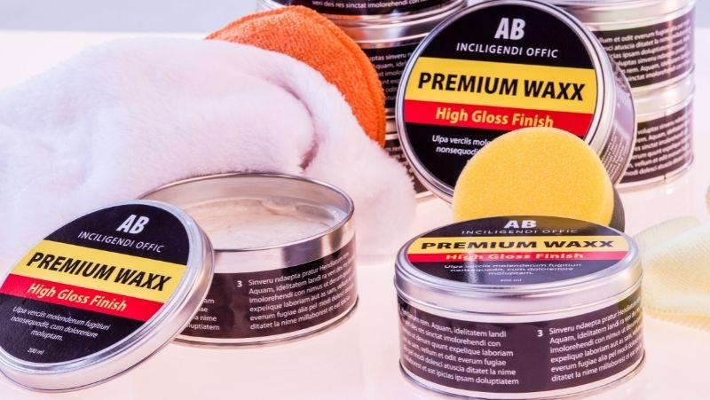 natural carnauba wax, car wax,