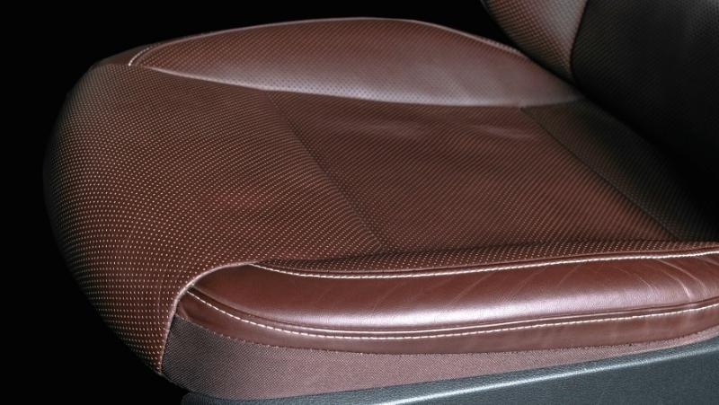 perforated car leather seats, how to clean perforated leather seats,