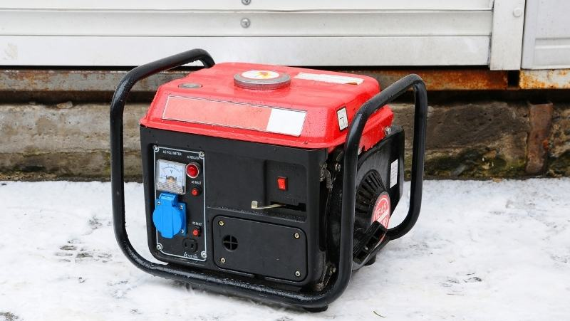 red power generator for mobile detailing, benefits,